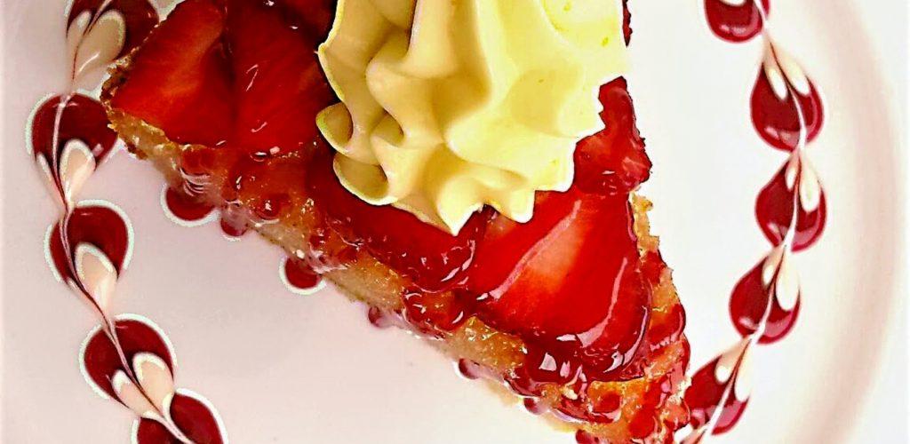 Strawberry-lemonade-pound-cake