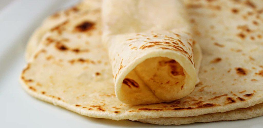 Tortilla-formulation